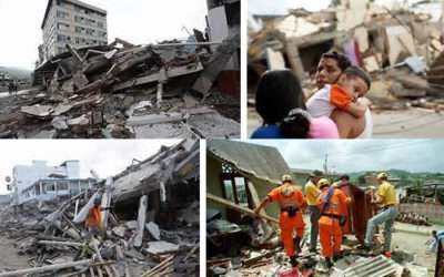 A Request for Prayer for the Ecuadorian People in the Disastrous Earthquake in Atacames